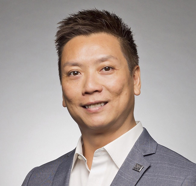 Mark Wong Vice President Asia Pacific Small Luxury Hotels of the World